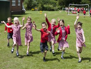 Life at Tiptoe Primary School